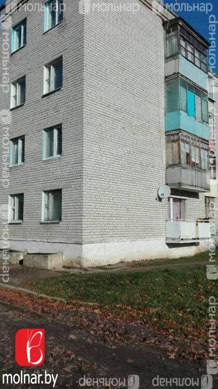 Продаётся квартира в кирпичном доме в п.Дуброво, ул.Скорины,1