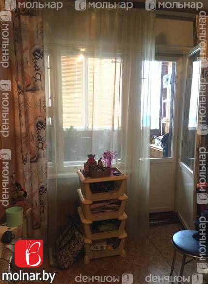 квартира 3 комнаты по адресу Минск, Нестерова ул