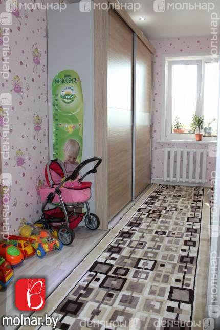квартира 4 комнаты по адресу Минск, Кижеватова ул
