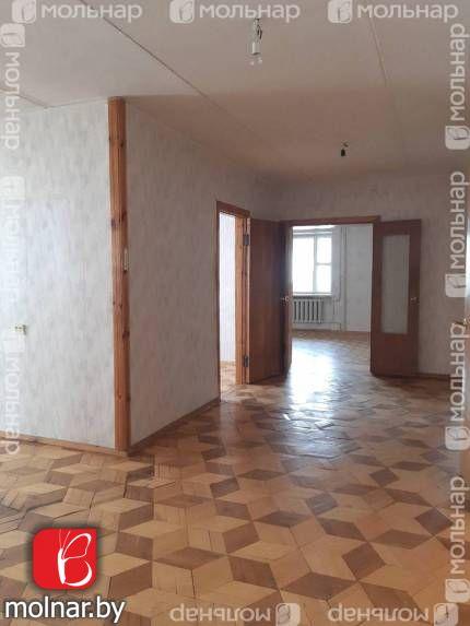 Эксклюзивный вариант 4-х комнатной двухуровневой квартиры в центре Минска. ул.Авакяна,24