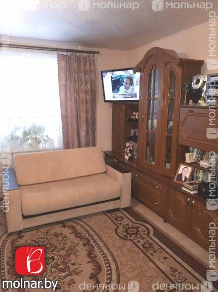 Продаётся уютная 2-х комнатная квартира в г.Борисове по ул.М.Горького