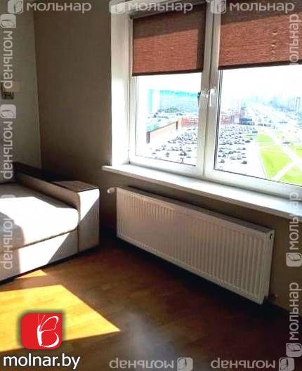 квартира 1 комната по адресу Минск, Притыцкого ул