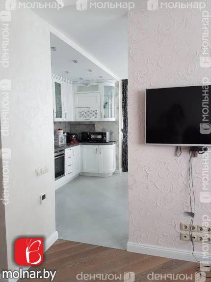 квартира 4 комнаты по адресу Минск, Гедройца ул
