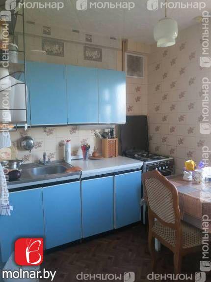 квартира 3 комнаты по адресу Минск, Притыцкого ул