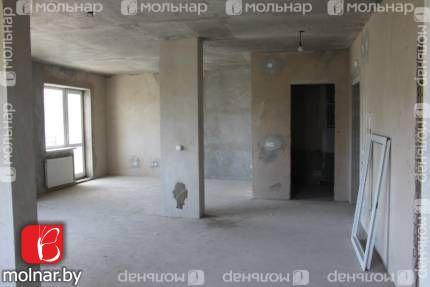 квартира 2 комнаты по адресу Минск, Репина ул