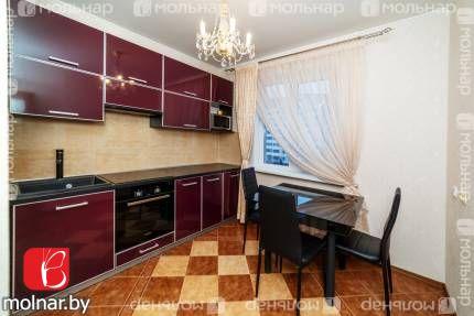 Современная 2-комнатная  квартира с раздельными комнатами! В квартире остается вся мебель и техника!