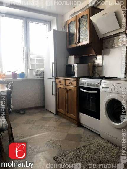 Продаётся уютная 2-х комнатная квартира в г. Минске. пр.Жукова,25 корп.2
