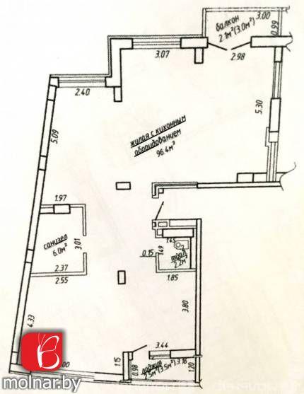 купить квартиру на Ложинская ул, 16