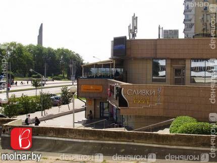 Продаётся квартира в центре города с видом на Стелу и водохранилище Дрозды. пр. Победителей,51корп. 1