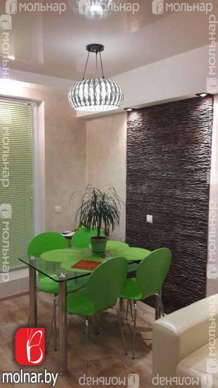 Трехкомнатная квартира в экологически чистом районе «Печи» в г.Борисове. ул.Серебренникова,19