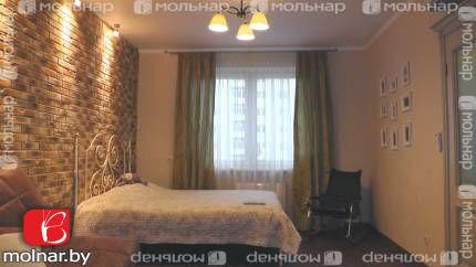 Продаётся новая однокомнатная квартира с отличным ремонтом. ул.Горецкого,24