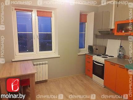 квартира 2 комнаты по адресу Минск, Правда газеты просп