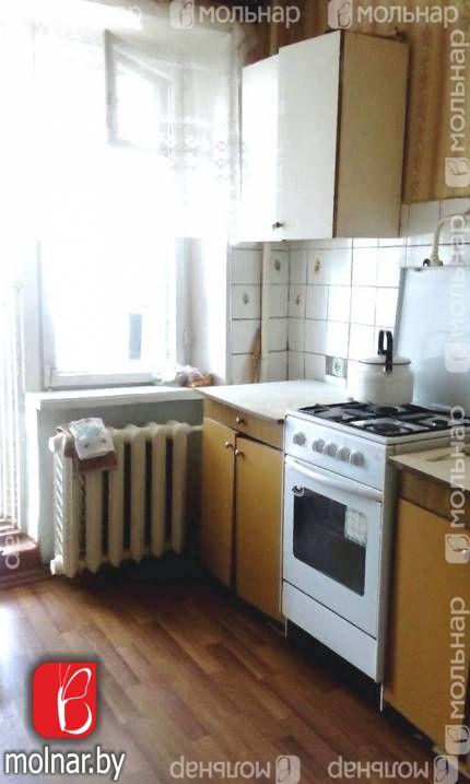 Продается  трехкомнатная  квартира. г.Молодечно ул.Чкалова