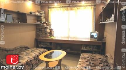 , 27  Продаётся 4-х комнатная квартира в жилом состоянии