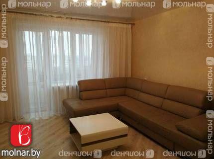 Продается трехкомнатная квартира в г.Гродно по ул.Курчатова,26