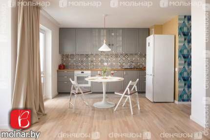 Квартира с дизайнерским ремонтом. Новый дом. Улица Карвата 31Г.