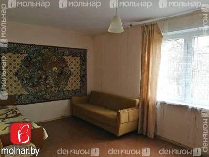 гродно  б-р Ленинского Комсомола,42  Квартира без ремонта