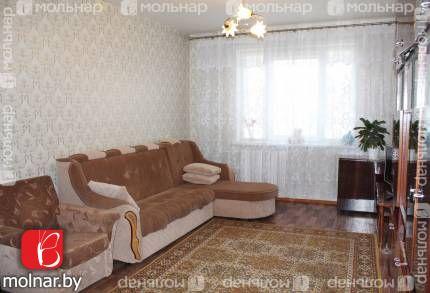 Просторная 2-х комнатная квартира в Лошице-2. ул.Прушинских, д. 34/1