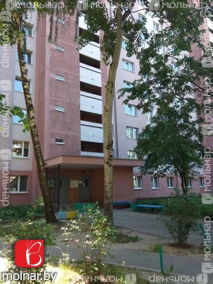 Продается отличная 3-х комнатная квартира в Серебрянке. пр.Рокоссовского,4 корп.4