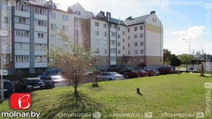 Продаётся просторная 2-х комнатная квартира в Острошицком городке!!!