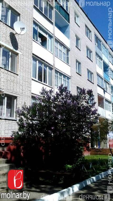 Продаю 1 комнатную квартиру в центре Вилейки