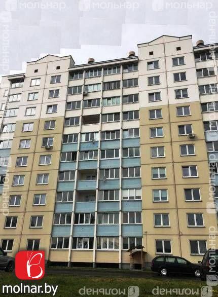 Просторная 2-х комнатная новостройка в  экологически чистом районе. а.г.Ждановичи