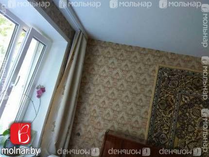 Продаётся 2-х комнатная квартира в самом центре Минска. ул.Мельникайте,5