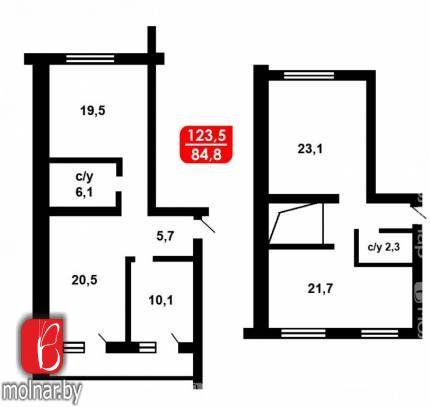 Купить квартиру - Сосновая  5