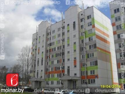 Продаётся светлая и уютная 1-комнатная квартира в а.г. Прилуки ЖК