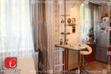 , 5  Продаётся 2-х комнатная квартира с хорошим ремонтом на берегу отреставрированной набережной реки Свислочь