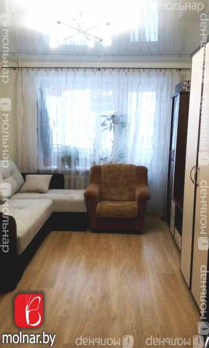 Продается 2-х комнатная  квартира в г.Молодечно по ул.Б. Хмельницкого.