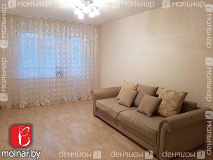 Двухкомнатная квартира в Серебрянке. ул.Рокоссовского,119