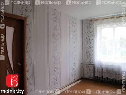 Продается 2-х комнатная квартира в г.Молодечно.