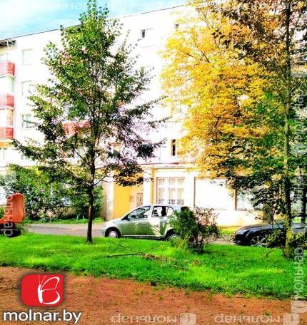 Продаётся трехкомнатная квартира. ул. Народная,26 корп. 1