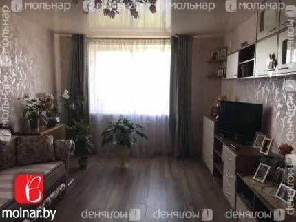Продается 2-х комнатная квартира в Острошицком Городке