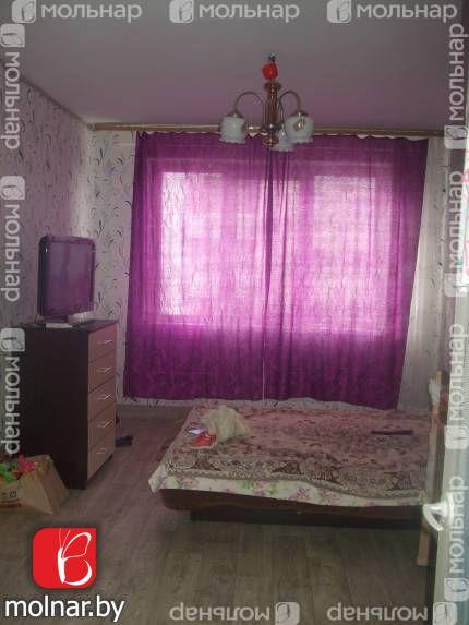 Продаётся 1-комнатная квартира в г.п. Свислочь.