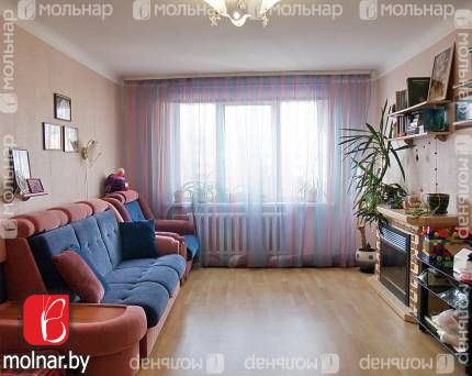 2-комнатная квартира по ул.Киреева