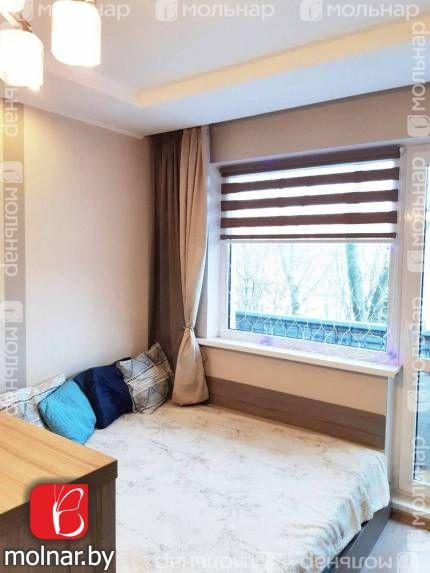 квартира 2 комнаты по адресу Минск, Калиновского ул