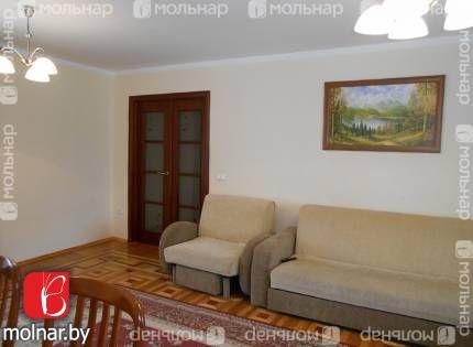 квартира 4 комнаты по адресу Минск, Победителей просп