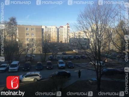 квартира 2 комнаты по адресу Гродно, Пушкина  ул
