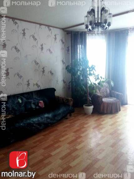 Продаётся трёхкомнатная квартира в спальном районе! ул.Панченко,70