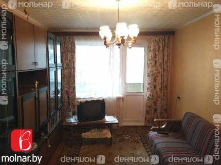 Продаётся однокомнатная квартира. ул.Украинки 12 корп.2