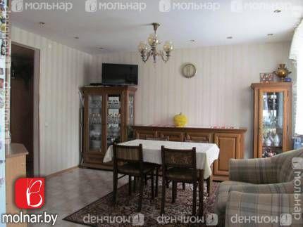 Продаётся просторная 4-х комнатная квартира по пр. Машерова д.76