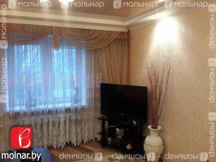 Продаётся квартира 2-х комнатная в г.Гродно. ул.Гданьская,12