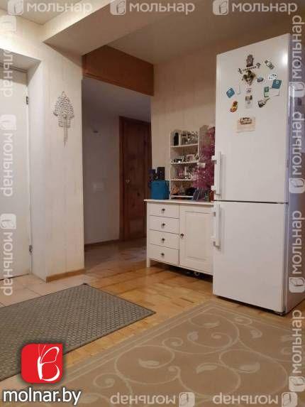 квартира 4 комнаты по адресу Минск, Пулихова ул