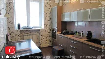 Продается отличная квартира в а.г.Прилуки.  ул.Радистов,10