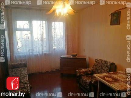 Продаётся двухкомнатная квартира в центре г.Гродно. ул.Пушкина,34а