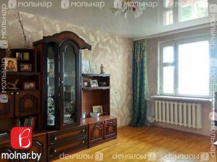 Продаётся 3-х комнатная квартира. ул.Пономаренко,34