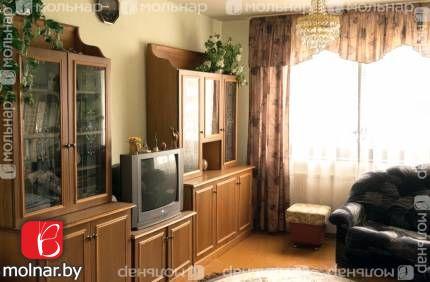 Продается просторная светлая 3-х комнатная квартира в центре Минска.
