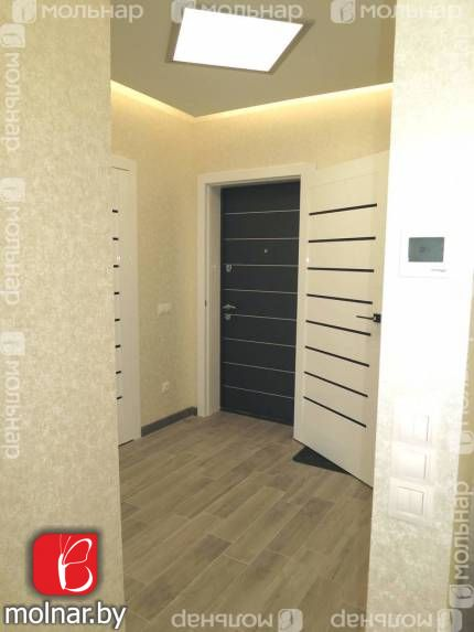 квартира 2 комнаты по адресу Минск, Ратомская ул